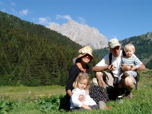 Met de kleintjes naar het Lac de Tueda