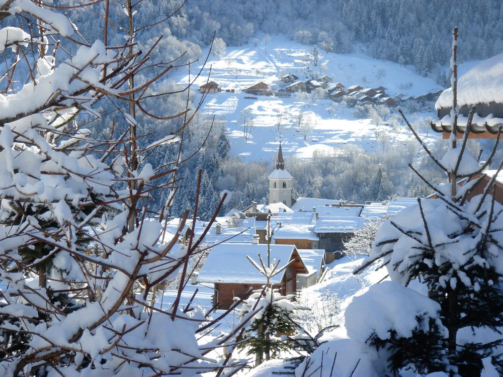 Les Allues en Le Villaret
